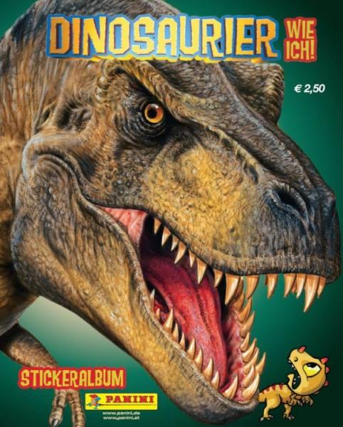 Dinosaurier wie ich! Stickerkollektion - Album