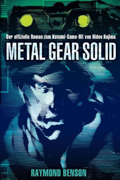 Metal Gear Solid 1 - Roman zum Game