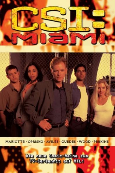 CSI: Crime Scene Investigation 1 - Miami