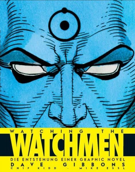Watching the Watchmen: Die Entstehung einer Graphic Novel
