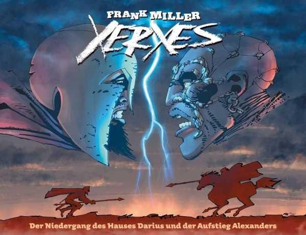 Xerxes: Der Niedergang des Hauses Dareios Cover