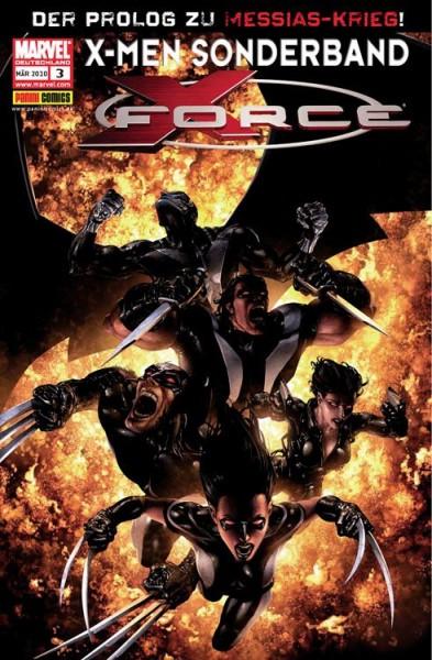 X-Men Sonderband: X-Force 3