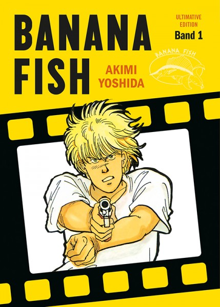 Banana Fish: Ultimative Edition 1