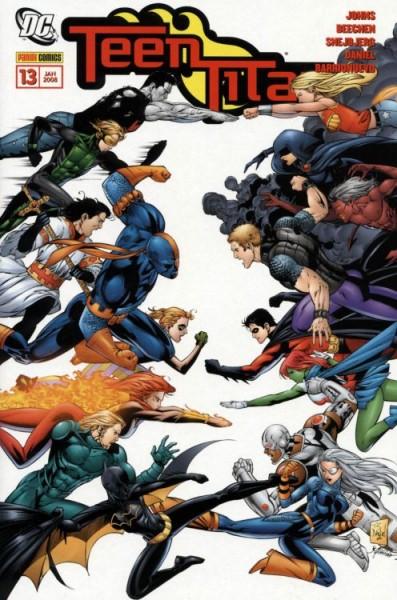 Teen Titans Sonderband 13