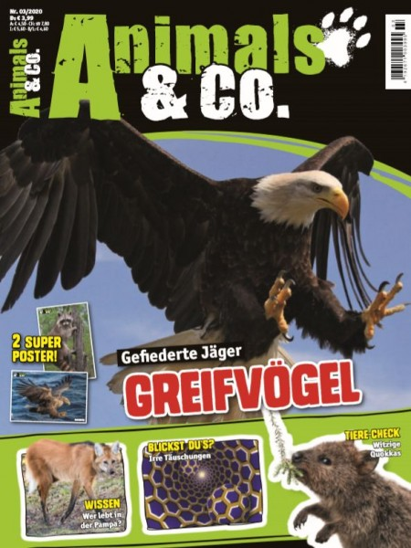 Animals & Co. Magazin 03/20