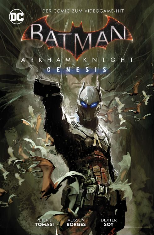 Batman Arkham Knight - Genesis