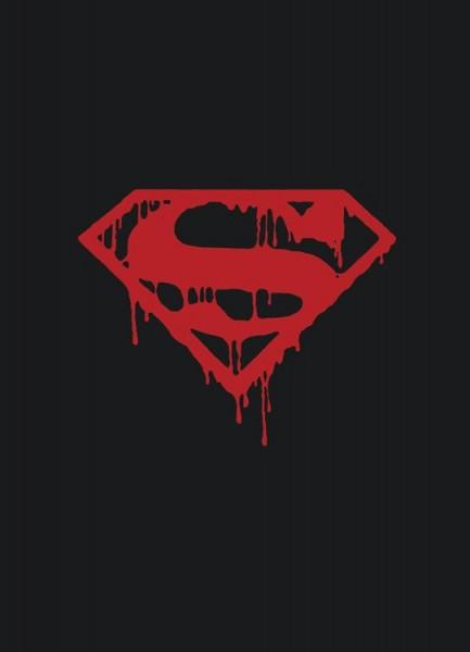 Der Tod von Superman Variant - Leipziger Buchmesse