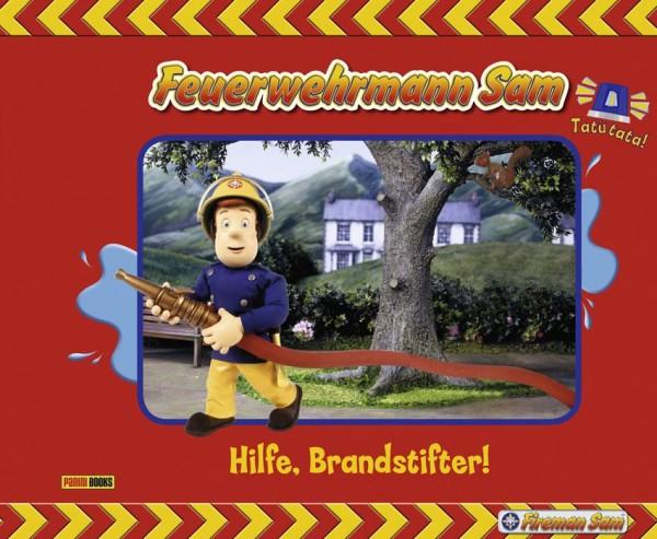 Feuerwehrmann Sam 2: Hilfe, Brandstifter