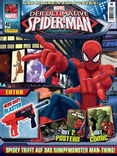 Der ultimative Spider-Man - Magazin 42