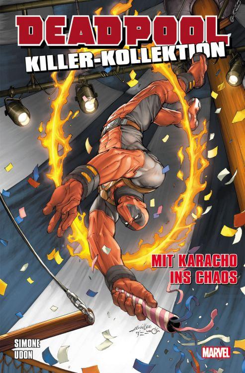 Deadpool Killer-Kollektion 16: Mit...