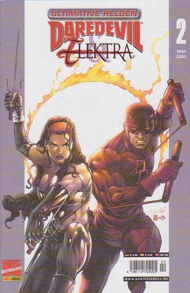 Ultimative Helden - Daredevil & Elektra 2