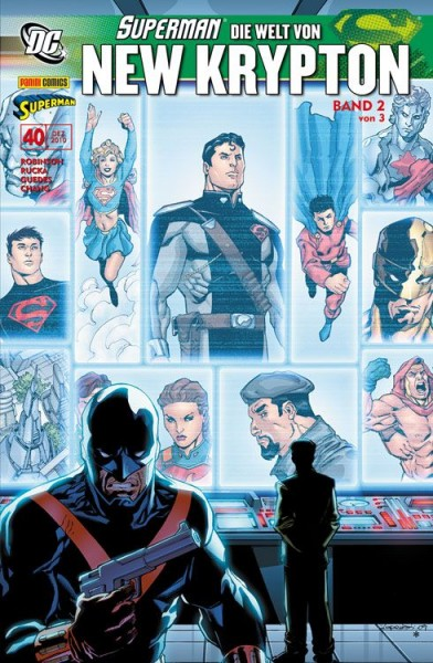 Superman Sonderband 40: Die Welt von New Krypton 2