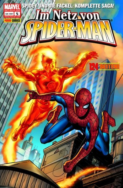 Im Netz von Spider-Man 5