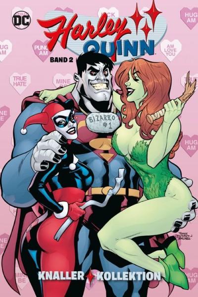 Harley Quinn: Knaller Kollektion 2 Hardcover