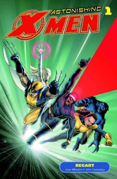 Astonishing X-Men 1: Begabt