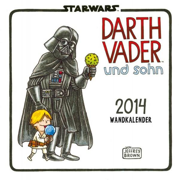 Star Wars: Darth Vader und Sohn - Wandkalender (2014)
