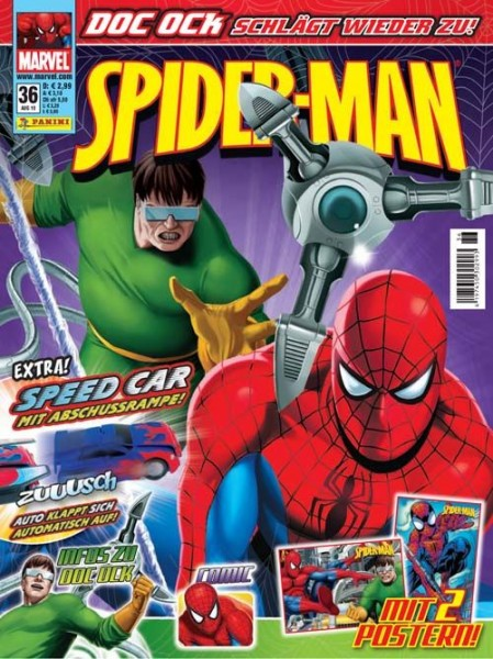 Spider-Man Magazin 36