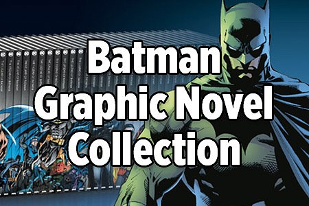 Batman Graphic Novel Collection