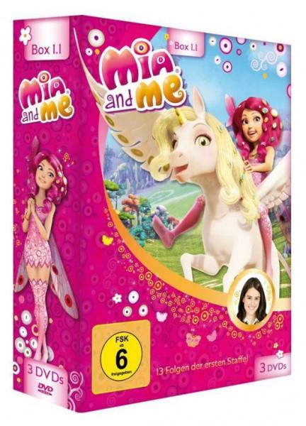 Mia and Me: Staffel 1: Box 1.1 (Vol. 1-13)