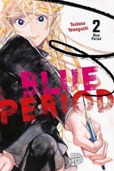 Blue Period 2 Cover