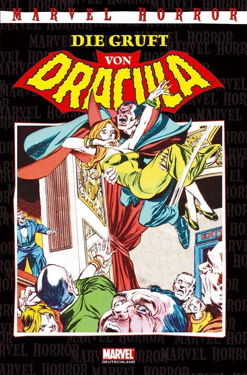 Marvel Horror 7: Die Gruft von Dracula