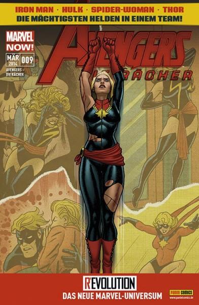 Avengers - Die Rächer 9