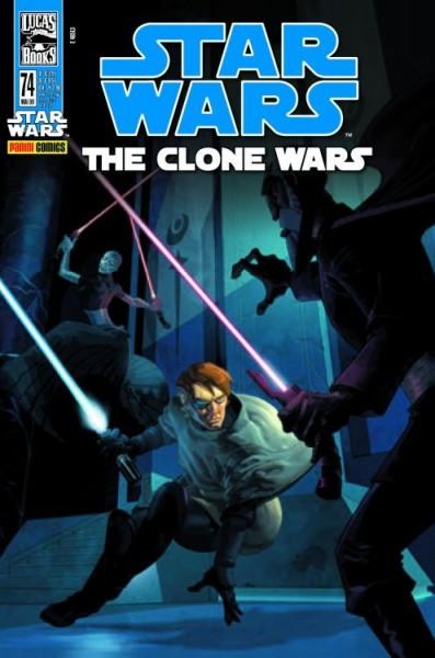 Star Wars 74: The Clone Wars