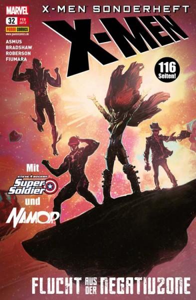 X-Men Sonderheft 32
