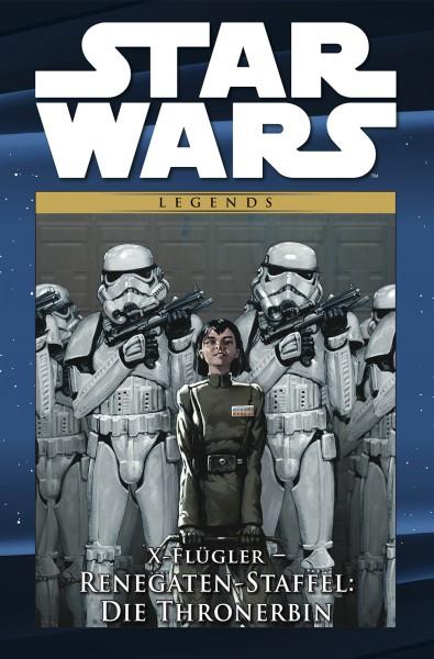 Star Wars Comic-Kollektion 91: X-Flügler - Renegaten-Staffel: Die Thronerbin Cover