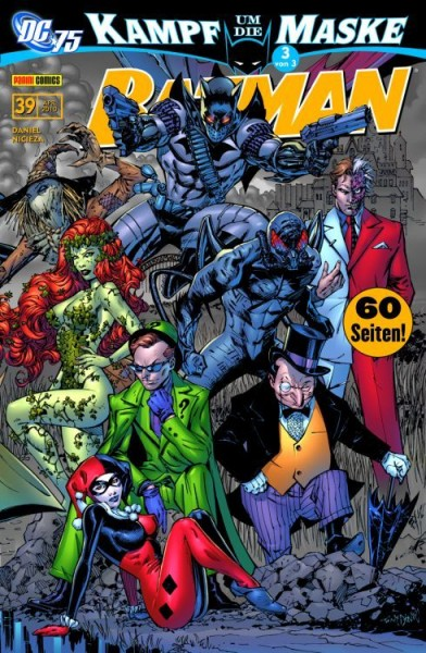 Batman 39: Kampf um die Maske 3
