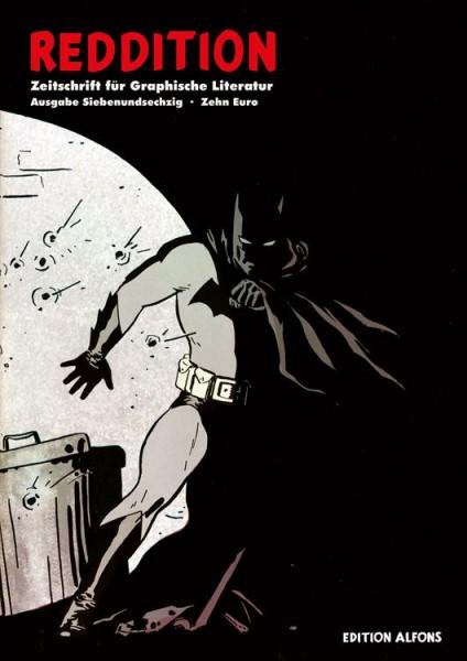 Reddition 67 - Dossier Batman