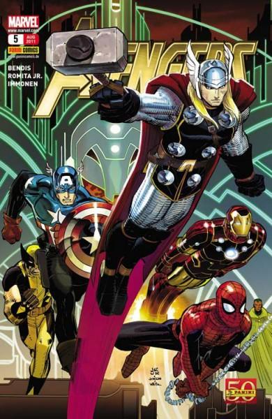 Avengers 5 (2011)