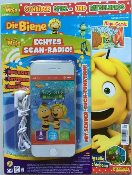 Biene Maja Magazin 02/16