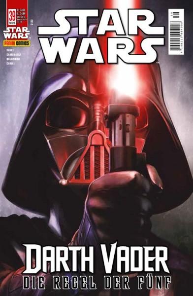 Star Wars 39 - Darth Vader - Die Regel der Fünf 1 & 2 - Kiosk-Ausgabe