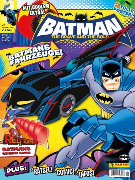 Batman: The Brave and the Bold 6