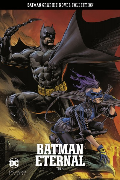 Batman Graphic Novel Collection Special 4: Batman Eternal 4