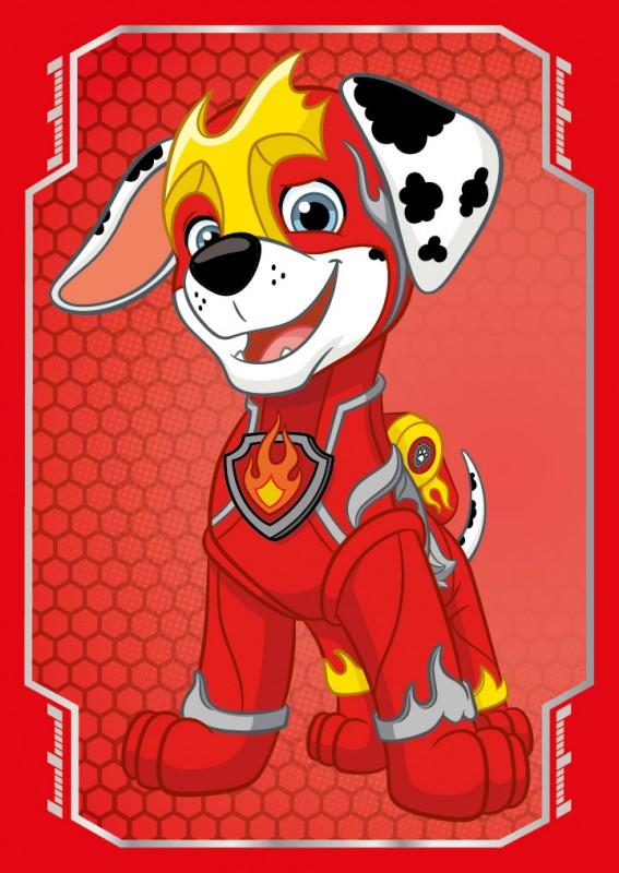 Paw Patrol Stickerkollektion Mighty Pups Vorschau 1