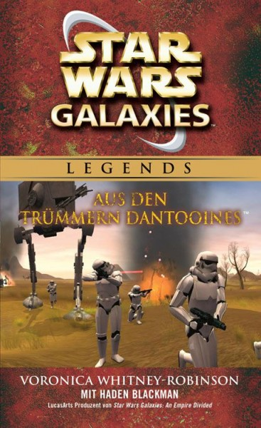 Star Wars Galaxies: Aus den Trümmern Dantooines
