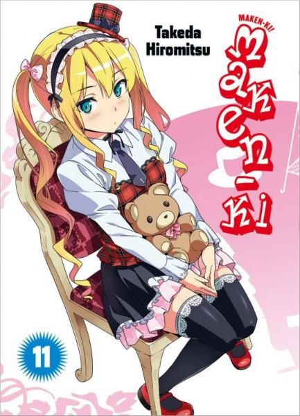 Maken-Ki 11 Cover