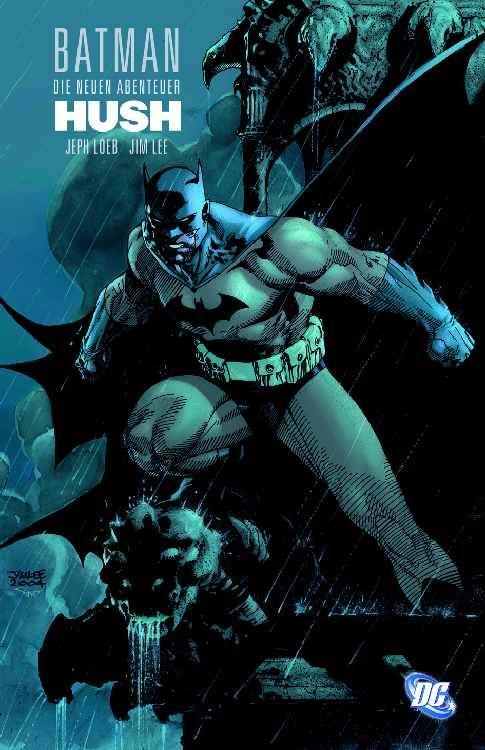 Batman: Die neuen Abenteuer - Hush