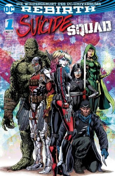 Suicide Squad 1 Variant