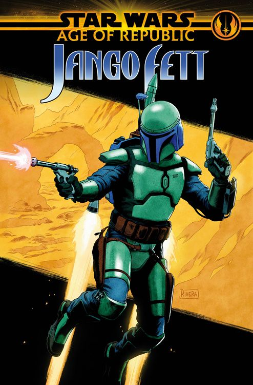 Star Wars 51: Age of Republic: Jango...