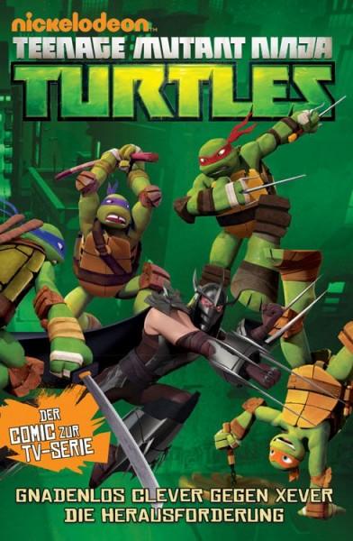 Teenage Mutant Ninja Turtles - TV-Comic 2