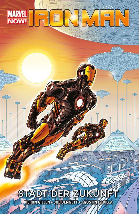 Marvel Now!: Iron Man 4