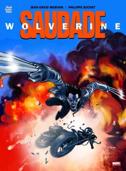 Marvel Graphic Novels 10 - Wolverine - Saudade