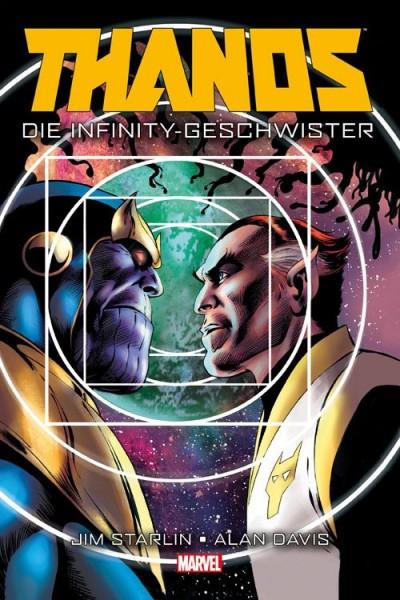 Thanos: Die InfinityGeschwister