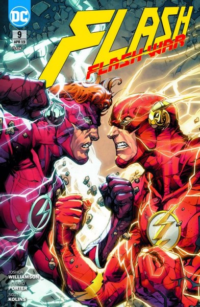 Flash 9: Flash War