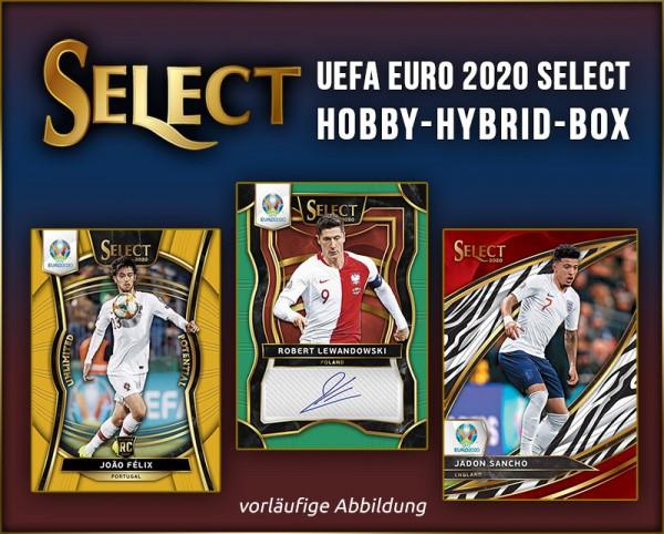 UEFA EURO 2020 Select Trading Cards - Hobby-Hybrid-Box