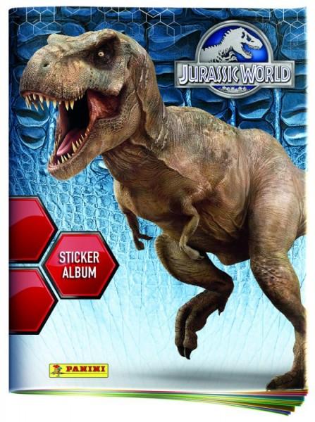 Jurassic World Stickerkollektion - Album