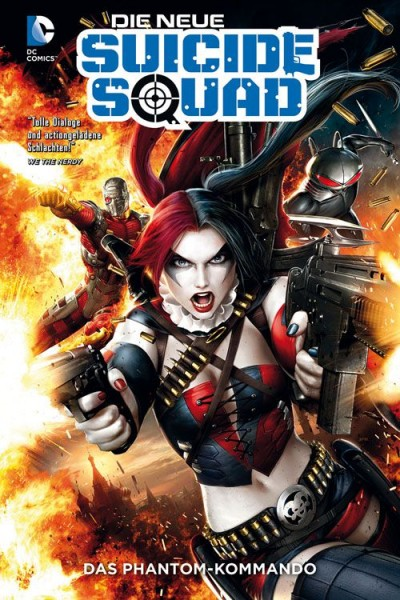 Die neue Suicide Squad 1: Das Phantom-Kommando